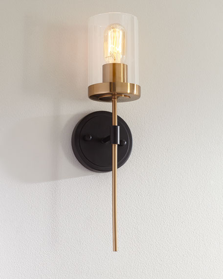 Image 2 of 2: North Haven 1-Light Wall Sconce