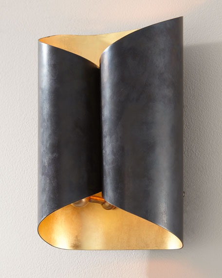 Image 2 of 2: AERIN Selfoss Sconce
