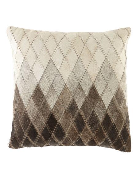 Nourison Ombre Diamonds Pillow