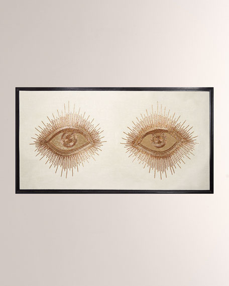 Eyes Wall Art