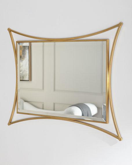 John-Richard Collection Moto Mirror
