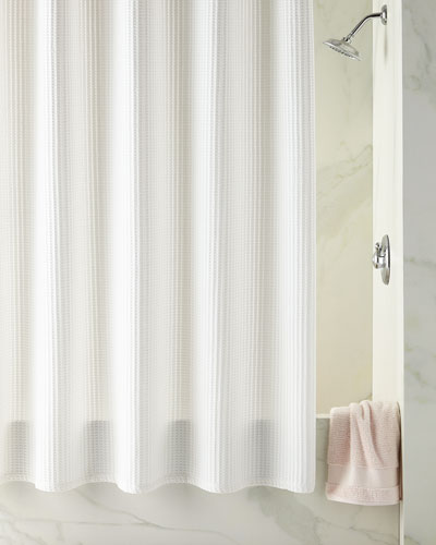 adana shower curtain - Bathroom Accessories Luxury