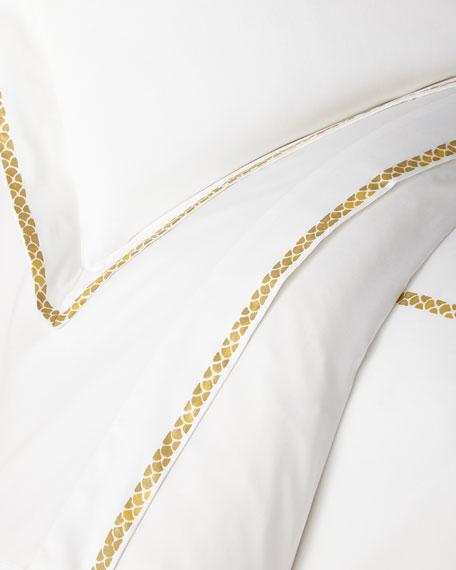 Roberto Cavalli New Gold King Flat Sheet