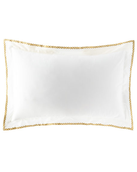 Roberto Cavalli New Gold Standard Sham, Set of Two