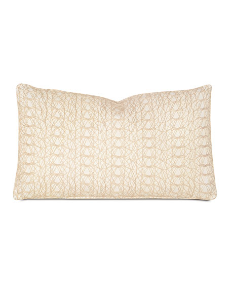 Eastern Accents Bramble Bolster Pillow