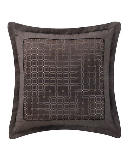 """Waterford Glenmore Decorative Pillow, 16""""Sq."""