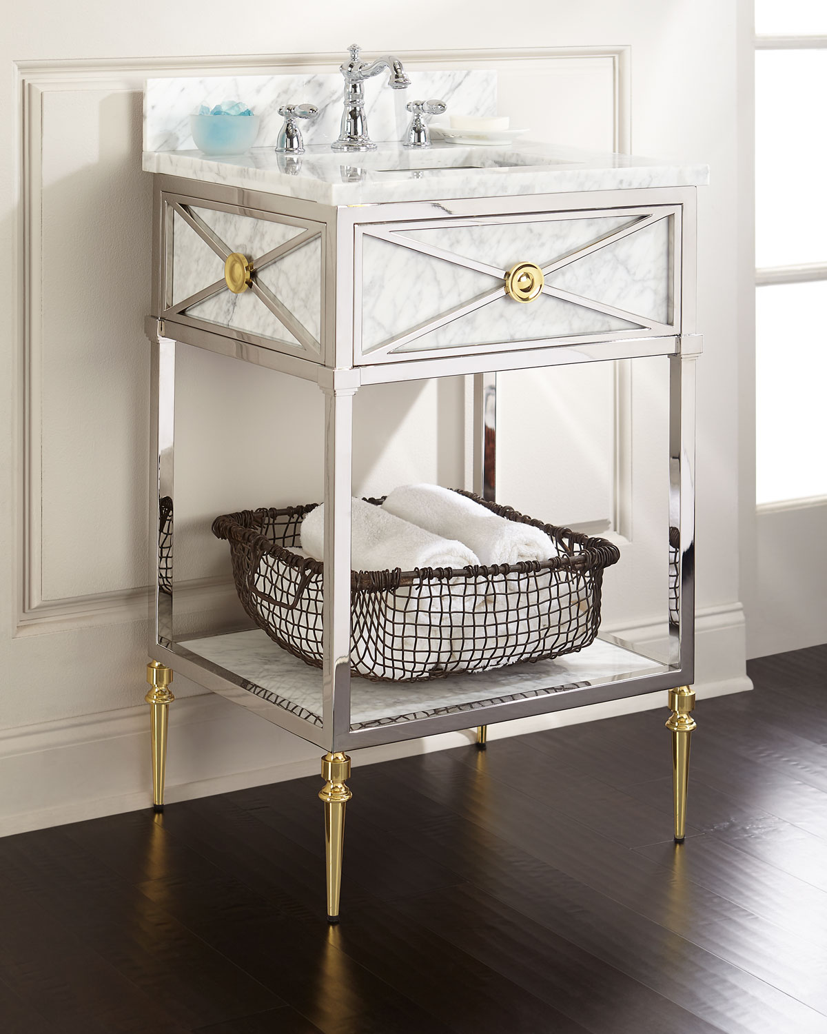 Ambella Evangelina Petite Sink Chest