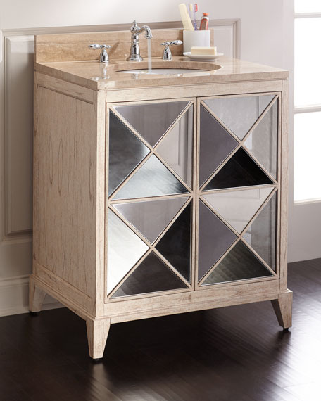 Ambella Giselle Sink Chest