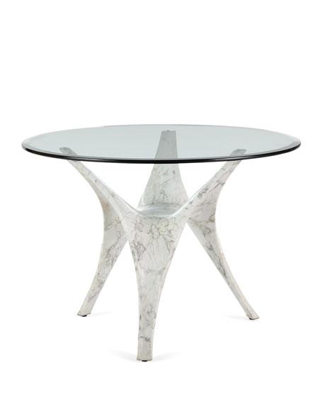 Ambella Suri Marble Table