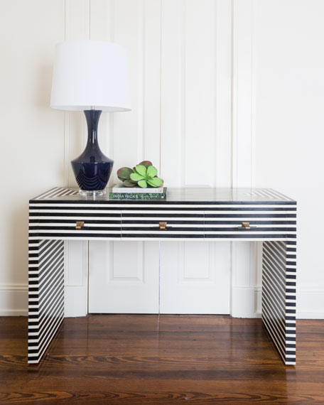 Candance 3-Drawer Console Table