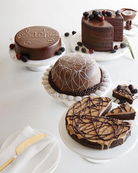 The Dark Chocolate Bakery Sacher Torte