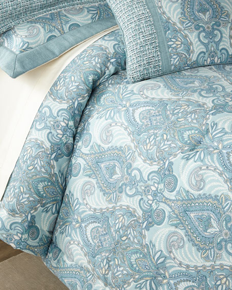 Sherry Kline Home Avalon 3-Piece Queen Comforter Set
