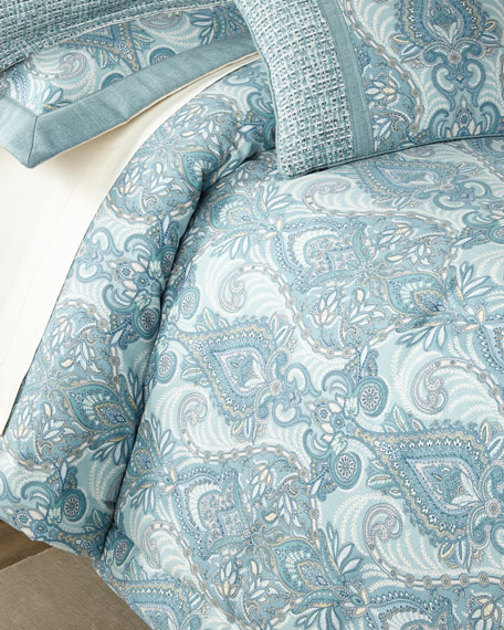 Sherry Kline Home Avalon 3-Piece King Comforter Set