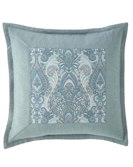 Sherry Kline Home Avalon Framed European Sham