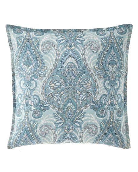 "Avalon Pillow, 20""Sq."