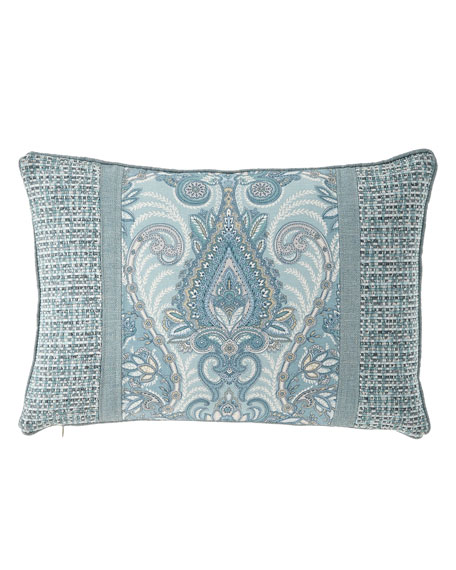 Sherry Kline Home Avalon Boudoir Pillow, 14