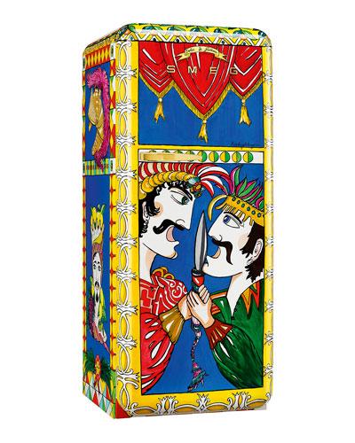 Dolce Gabbana x SMEG The Moors Refrigerator