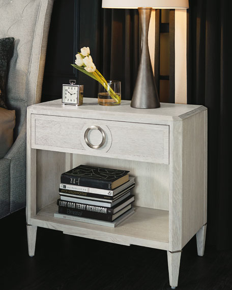 Image 1 of 2: Bernhardt Damonica Night Stand
