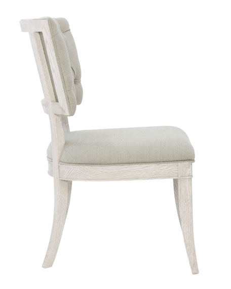 Bernhardt Damonica Tufted Dining Side Chairs (Pair)