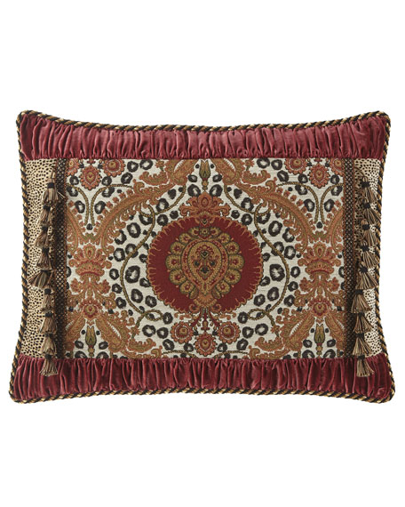 Dian Austin Couture Home Maximus King Sham with Tassels