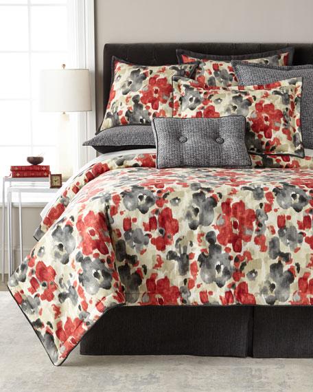 """Sherry Kline Home Basketweave Boudoir Pillow, 14"""" x 19"""""""