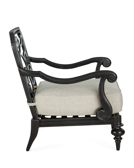 Cannes Club Chairs, Set of Two