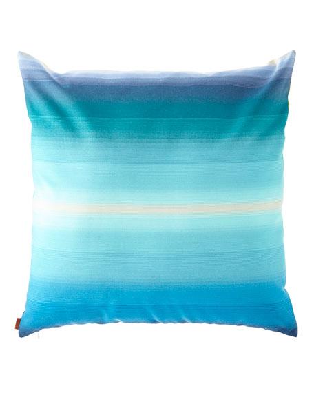 """Missoni Home Tonga Outdoor Pillow, 24""""Sq."""