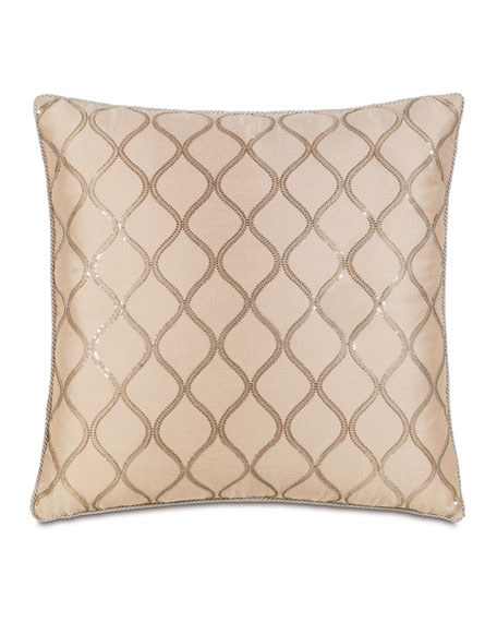 Eastern Accents Bardot European Sham