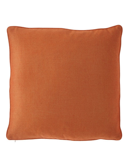 Lane Venture Winterthur Pillow, Orange