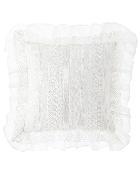 Amity Home Bellamy Square Decorative Pillow