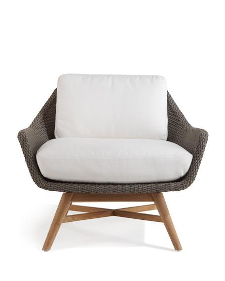 Palecek San Remo Outdoor Lounge Chair