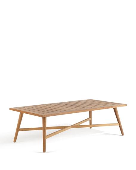 Palecek San Remo Outdoor Coffee Table
