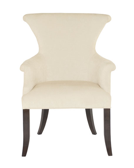 Bernhardt Jet Set Dining Arm Chairs (Each)