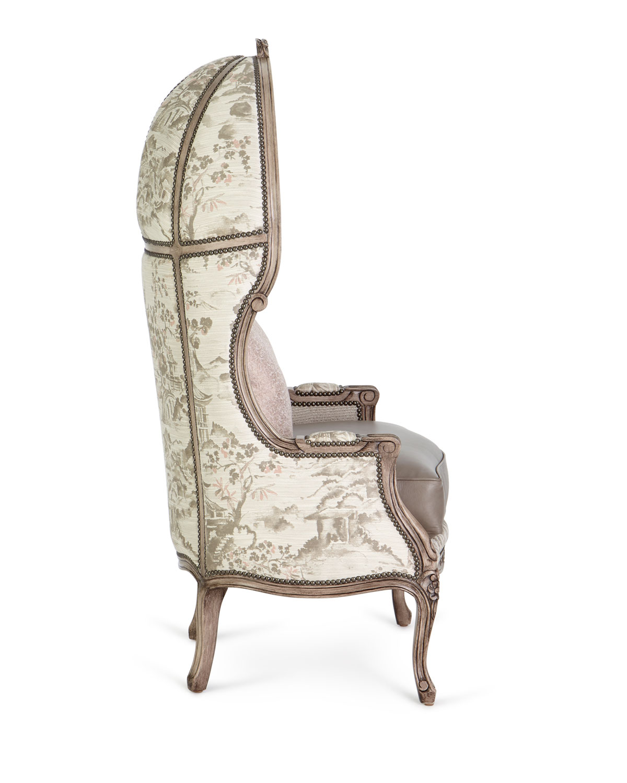 Massoud Fiorella Balloon Chair | Neiman Marcus