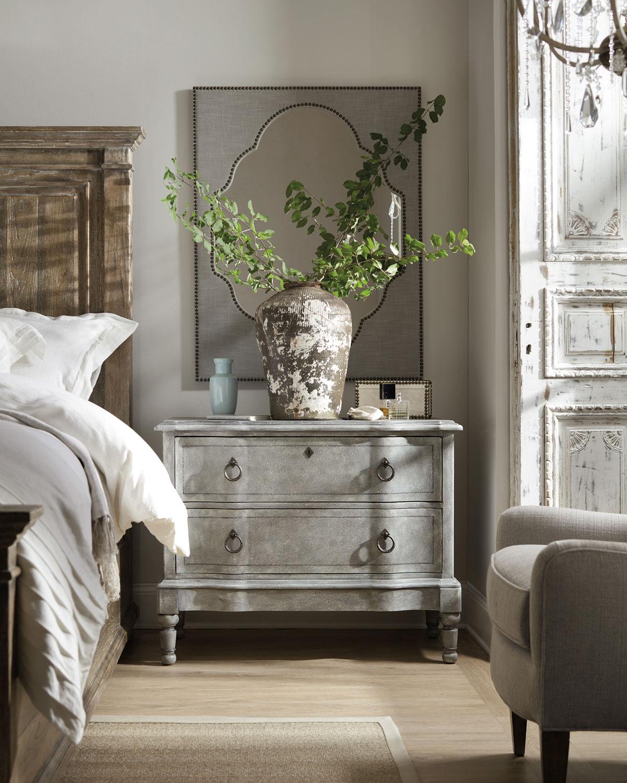 Hooker Furniture Isamar Bachelors Chest Neiman Marcus
