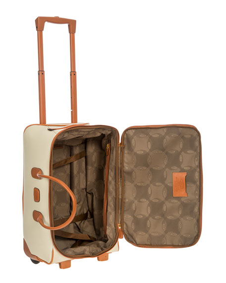 """Firenze 21"""" Carry-On Rolling Duffle  Luggage"""