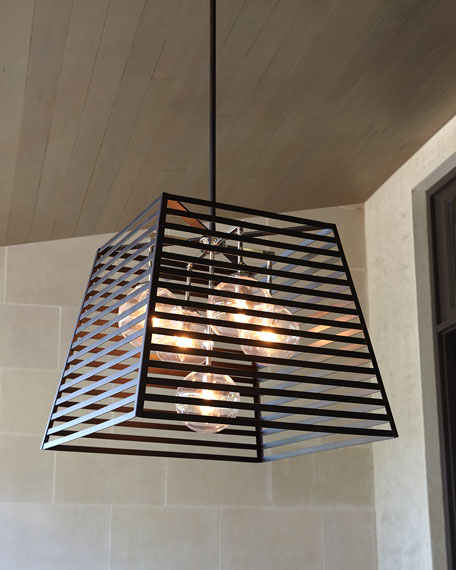 Lakewood 5-Light Indoor/Outdoor Pendant
