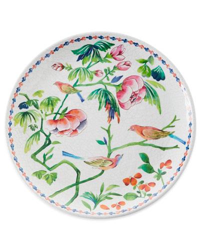 Lalana Floral Dessert Plate
