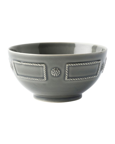 Berry & Thread French Panel Stone Cereal Bowl