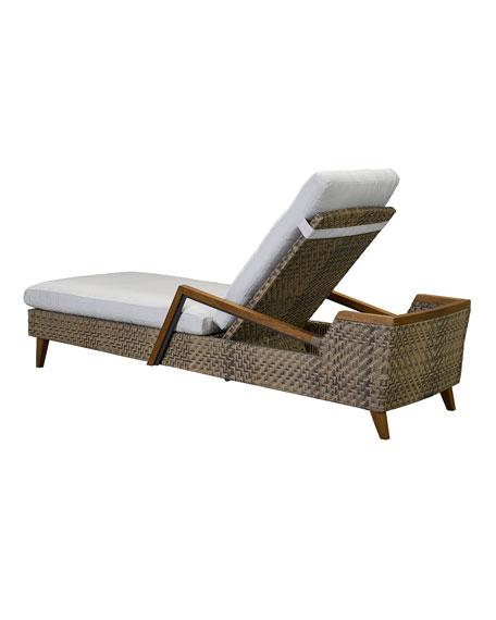 Lane Venture Cote d'Azure Adjustable Chaise