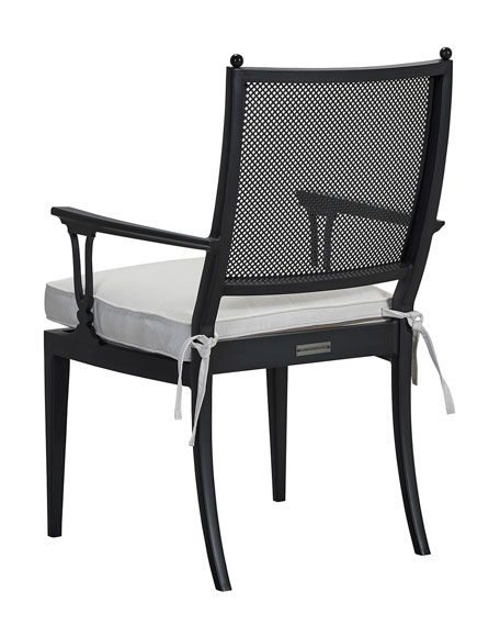 Lane Venture Winterthur Dining Arm Chair, Tribal