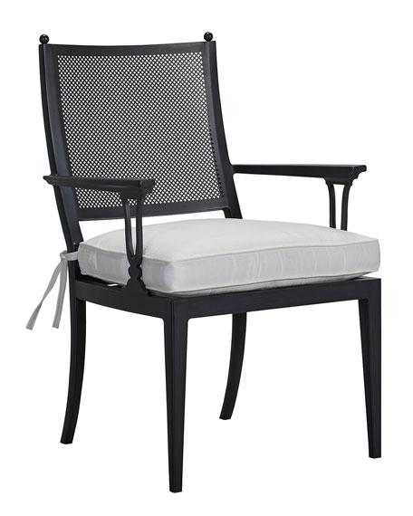 Lane Venture Winterthur Dining Arm Chair, Stripe