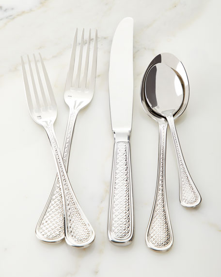 Fortessa 20-Piece Imperial Flatware Service