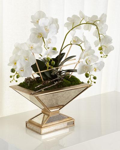 Napa Valley Faux-Floral Arrangement