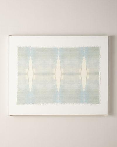 Acrylic Box Frames Refuge Textile, 35