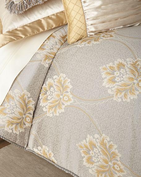 Austin Horn Collection Valencia 3-Piece King Comforter Set