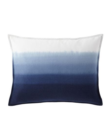 "Lauren Ralph Lauren Flora Dip-Dye Decorative Pillow, 15"" x 20"""