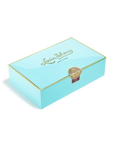 Nile 12-Piece Assorted Chocolate Truffle Tin