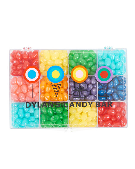 Dylan's Candy Bar Signature Jelly Bean Tackle Box