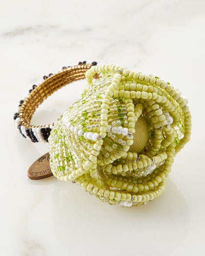 Cabbage Napkin Ring
